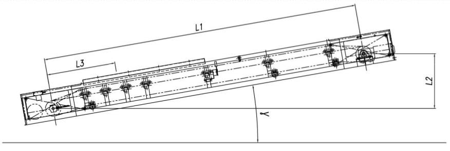 Technische Kenndaten Bandförderanlagen